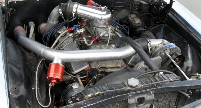 Procharger - Intercooled Supercharger